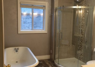 Karen and Chris' Bathroom Renovation